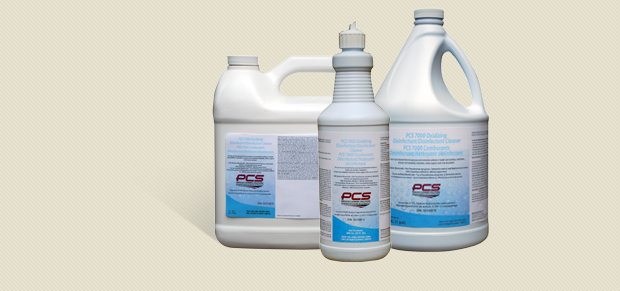 PCS 7000 Oxidizing Disinfectant/Disinfectant Cleaner