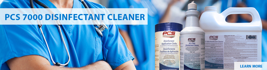 PCS 7000 Disinfectant