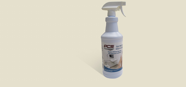 PCS Spray Wipe Cleaner