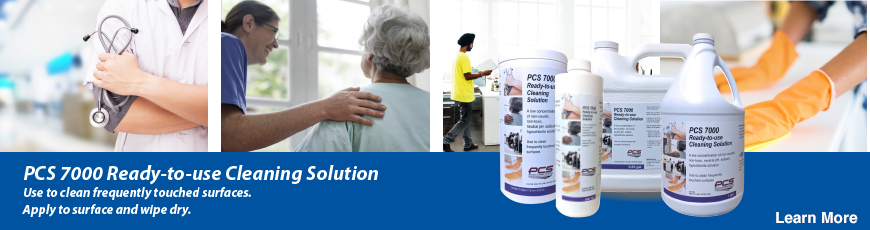 PCS 7000 Cleaning Solution